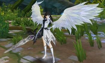 《封印者》新翅膀时装展示