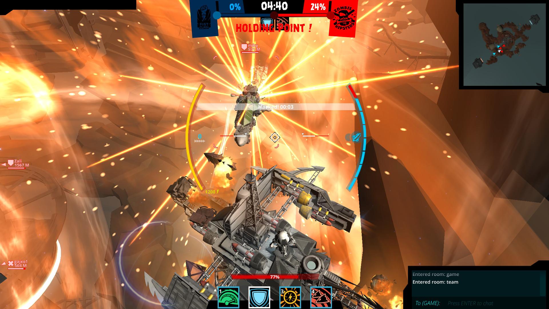 银河垃圾联盟 游戏画面