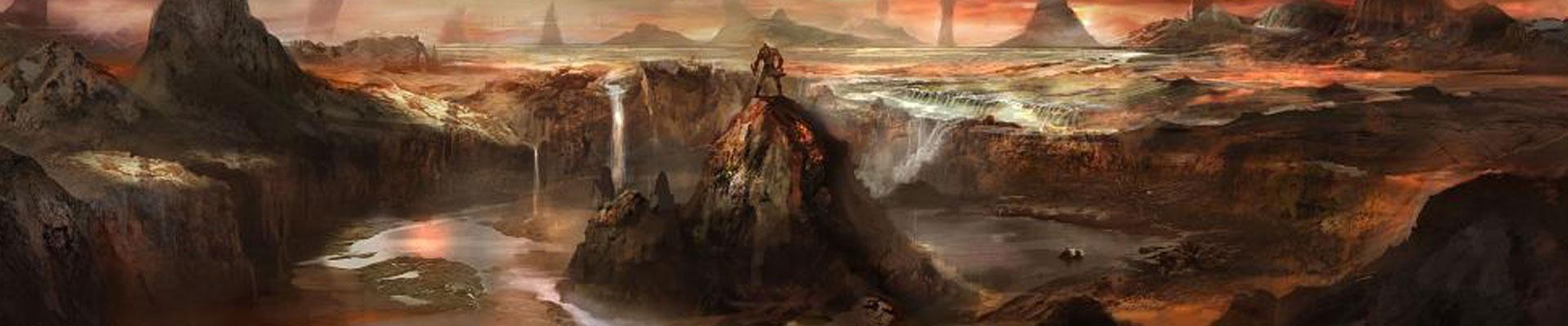 斯巴达人的逆袭 北欧神话盘点