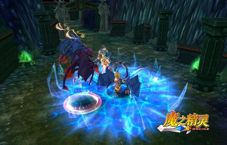魔之精灵-游戏截图第2张