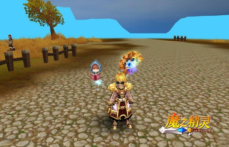 魔之精灵-游戏截图第3张