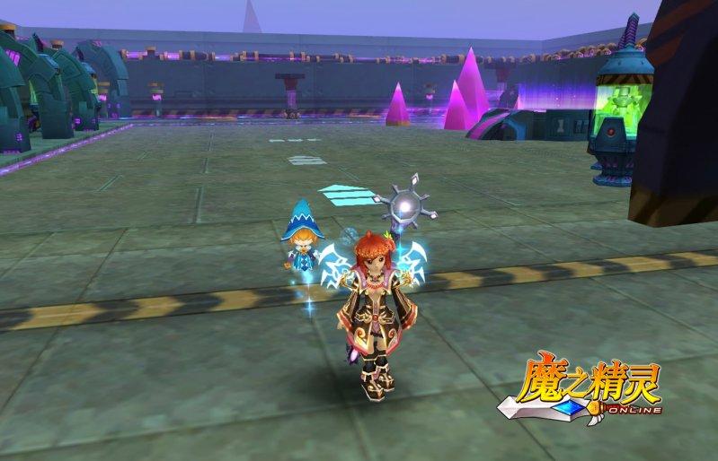 魔之精灵-游戏截图第1张