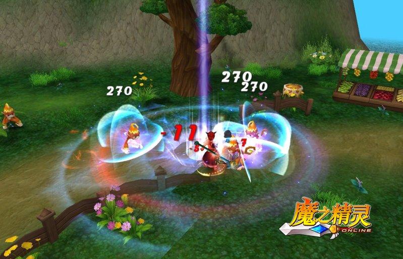 魔之精灵-游戏截图第4张
