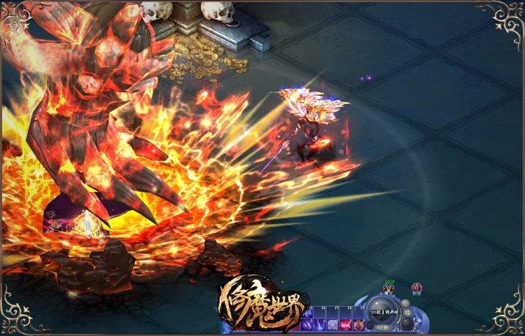 修魔世界-游戏截图第1张