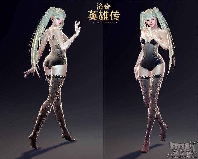 洛奇英雄传-新版本新内衣新时装第1张