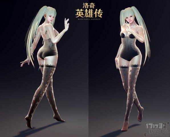 洛奇英雄传-新版本新内衣新时装第13张