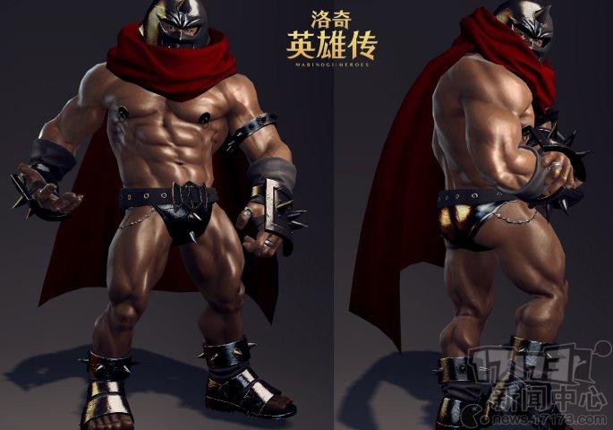 洛奇英雄传-新版本新内衣新时装第3张