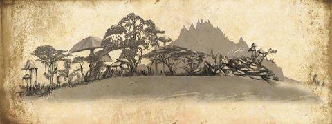 """上古卷轴OL-""""晨风""""艺术概念图集第4张"""
