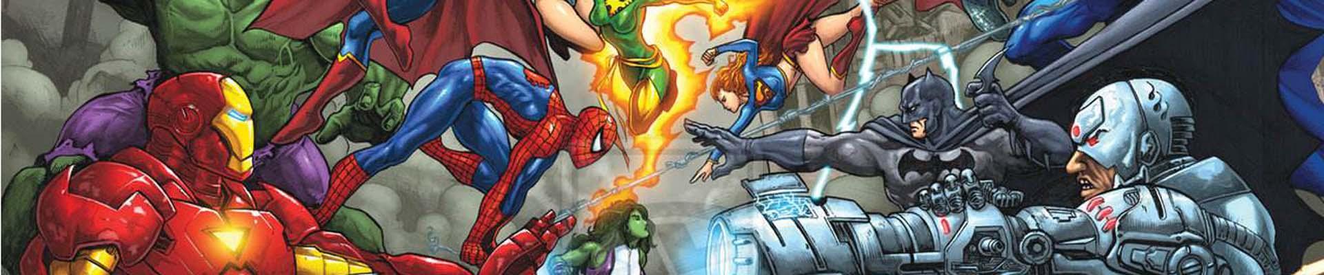 漫威和DC谁才有最强超级英雄?