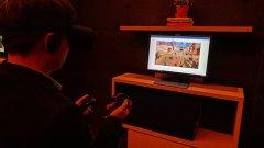 17173VR独家试玩《剑灵VR》