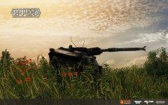 装甲战争-首测地图展示